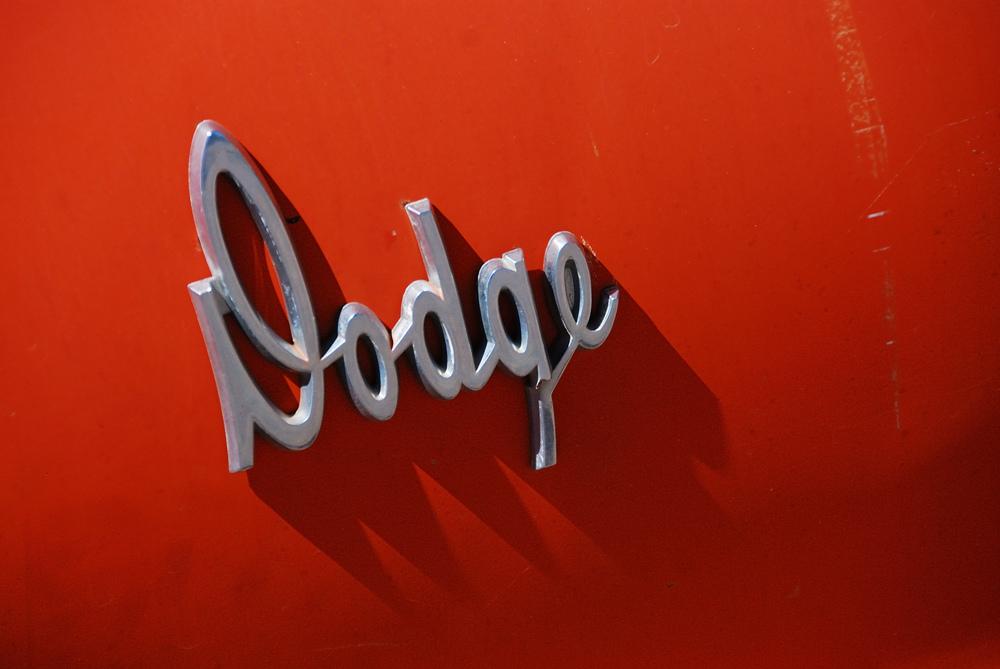 Dodge Panel van