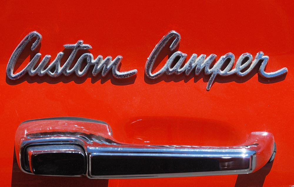 GMC Custom Camper