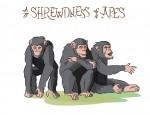 New Artwork - Ian Rogers - a Shrewdness of Apes.