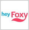 Hey Foxy - Adult dating site logo